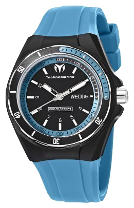 Wrist unisex watch TechnoMarine 110014 - picture, photo, image