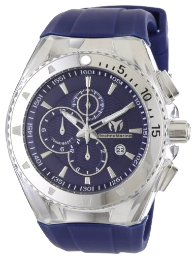 Wrist unisex watch TechnoMarine 111004 - picture, photo, image