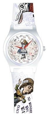Wrist watch The Unemployed Philosophers Guild Wonderland for women - picture, photo, image