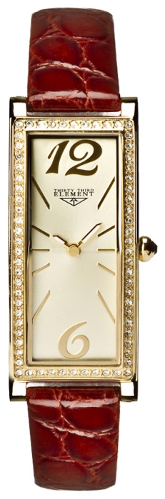Wrist watch Thirty Third Element 331009 for women - picture, photo, image