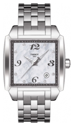 Wrist watch Tissot T005.510.11.117.00 for women - picture, photo, image