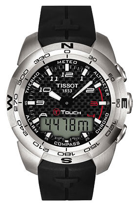 Wrist watch Tissot T013.420.17.202.00 for Men - picture, photo, image