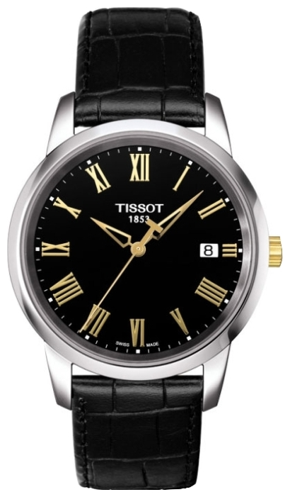 Wrist watch Tissot T033.410.26.053.01 for Men - picture, photo, image