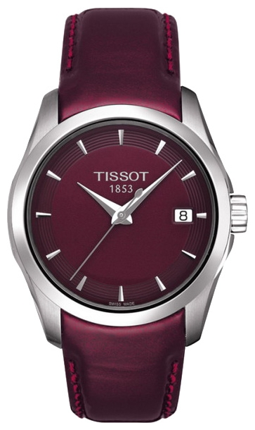 Wrist watch Tissot T035.210.16.371.00 for women - picture, photo, image