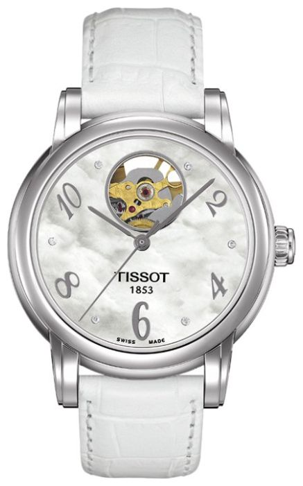 Wrist watch Tissot T050.207.16.116.00 for women - picture, photo, image