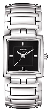Wrist watch Tissot T051.310.11.051.00 for women - picture, photo, image