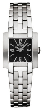 Wrist watch Tissot T60.1.282.52 for women - picture, photo, image