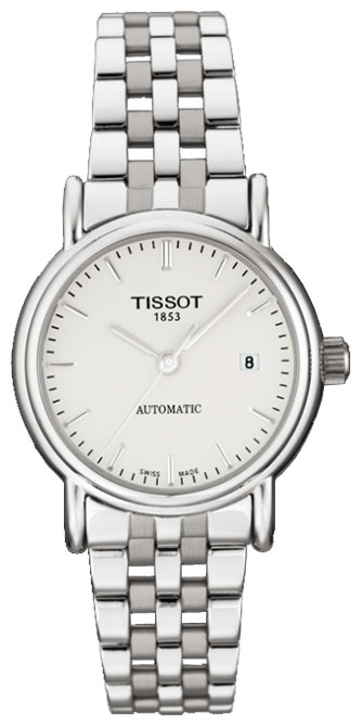 Wrist watch Tissot T95.1.183.31 for women - picture, photo, image