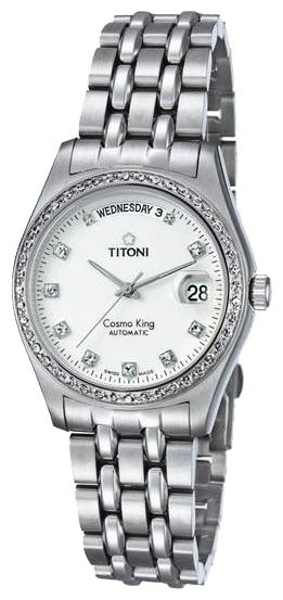 Wrist watch Titoni 777S-DB-007 for Men - picture, photo, image
