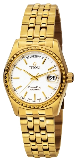Wrist watch Titoni 787G-310 for Men - picture, photo, image