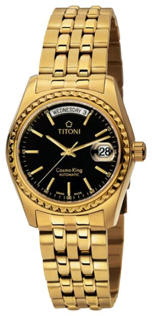 Wrist watch Titoni 787G-311 for Men - picture, photo, image