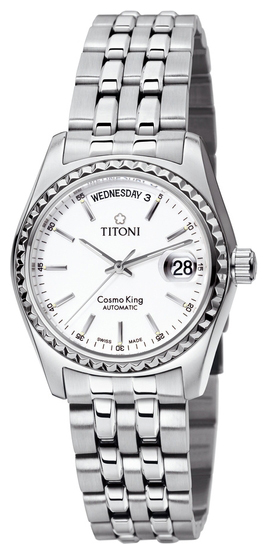 Wrist watch Titoni 787S-310 for Men - picture, photo, image