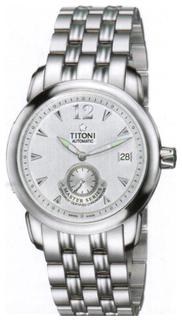 Wrist watch Titoni 83888S-297 for Men - picture, photo, image