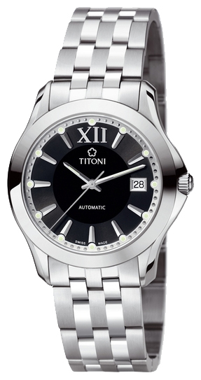 Wrist watch Titoni 83929S-317 for Men - picture, photo, image