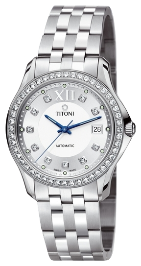 Wrist watch Titoni 83929S-DB-318 for Men - picture, photo, image