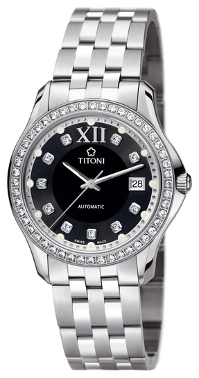 Wrist watch Titoni 83929S-DB-319 for Men - picture, photo, image