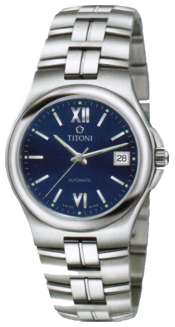 Wrist watch Titoni 83930S-148 for Men - picture, photo, image