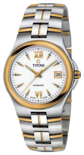 Wrist watch Titoni 83930SY-271 for Men - picture, photo, image