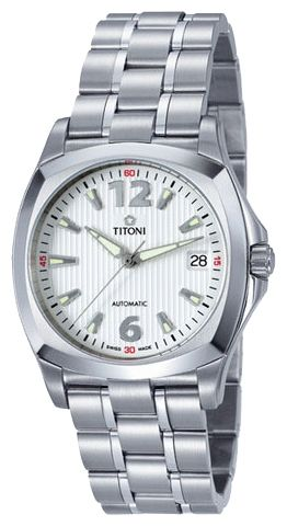 Wrist watch Titoni 83948S-273 for Men - picture, photo, image