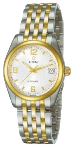 Wrist watch Titoni 83952SY-260 for Men - picture, photo, image
