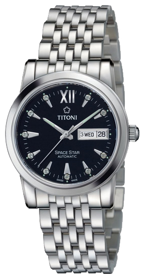 Wrist watch Titoni 93938S-327 for Men - picture, photo, image