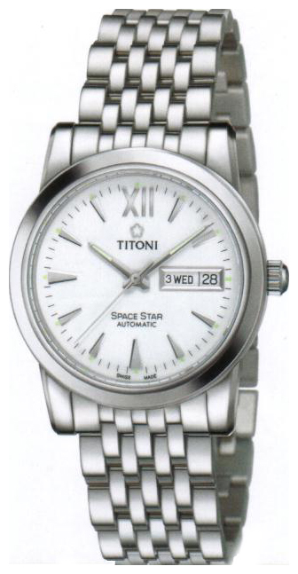 Wrist watch Titoni 93938S-328 for Men - picture, photo, image