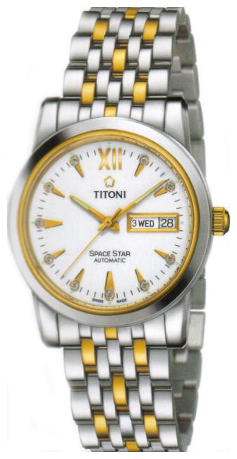 Wrist watch Titoni 93938SY-326 for Men - picture, photo, image