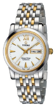 Wrist watch Titoni 93938SY-328 for Men - picture, photo, image