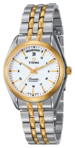 Wrist watch Titoni 93963SY-247 for Men - picture, photo, image