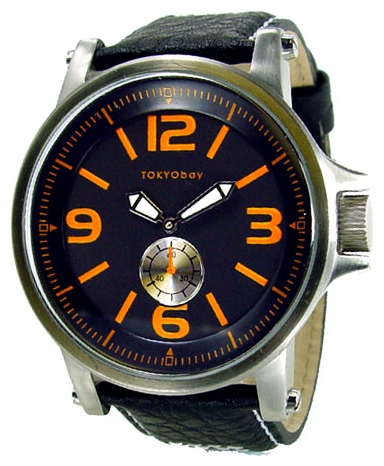 Wrist watch TOKYObay Agent Black for Men - picture, photo, image