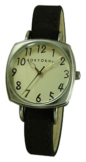 Wrist unisex watch TOKYObay Ascot Black - picture, photo, image