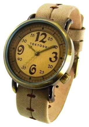 Wrist watch TOKYObay Charley Beige for Men - picture, photo, image