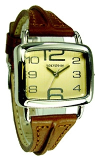 Wrist watch TOKYObay Craft Brown for Men - picture, photo, image