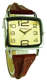 Wrist watch TOKYObay Craft Red for Men - picture, photo, image