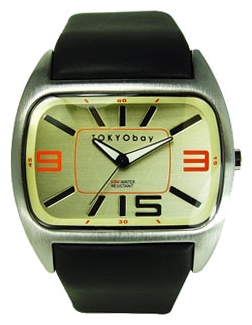 Wrist unisex watch TOKYObay Dome Beige - picture, photo, image