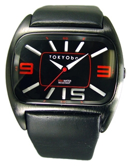 Wrist unisex watch TOKYObay Dome Black - picture, photo, image