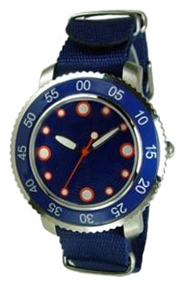 Wrist unisex watch TOKYObay Graphia Blue - picture, photo, image