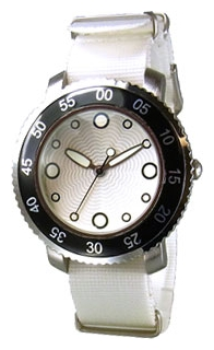 Wrist unisex watch TOKYObay Graphia White - picture, photo, image