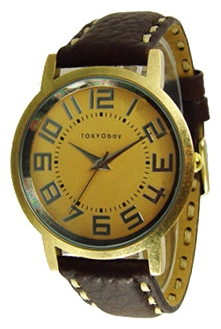 Wrist watch TOKYObay Havana Gold for Men - picture, photo, image