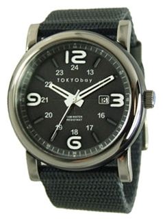 Wrist watch TOKYObay Military Grey for Men - picture, photo, image