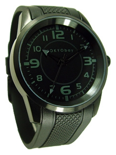 Wrist watch TOKYObay Nero Grey for Men - picture, photo, image