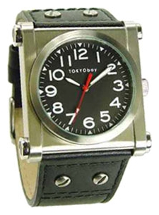 Wrist watch TOKYObay Spy Silver for Men - picture, photo, image