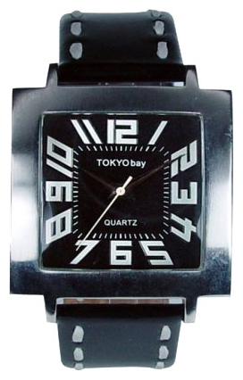 Wrist watch TOKYObay Tram Black for Men - picture, photo, image