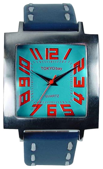 Wrist watch TOKYObay Tram Blue for Men - picture, photo, image