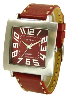 Wrist watch TOKYObay Tram Burgundy for Men - picture, photo, image