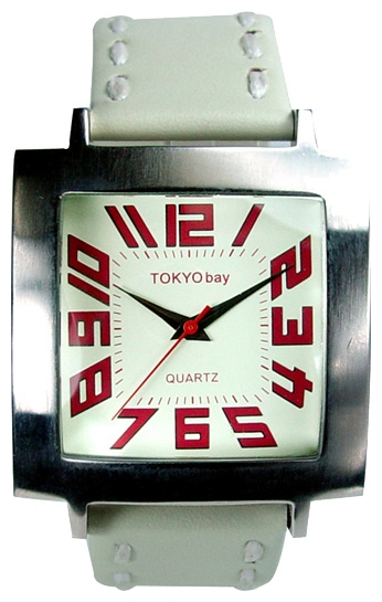 Wrist watch TOKYObay Tram Ivory for Men - picture, photo, image