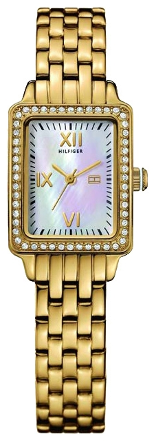 Wrist watch Tommy Hilfiger 1781107 for women - picture, photo, image