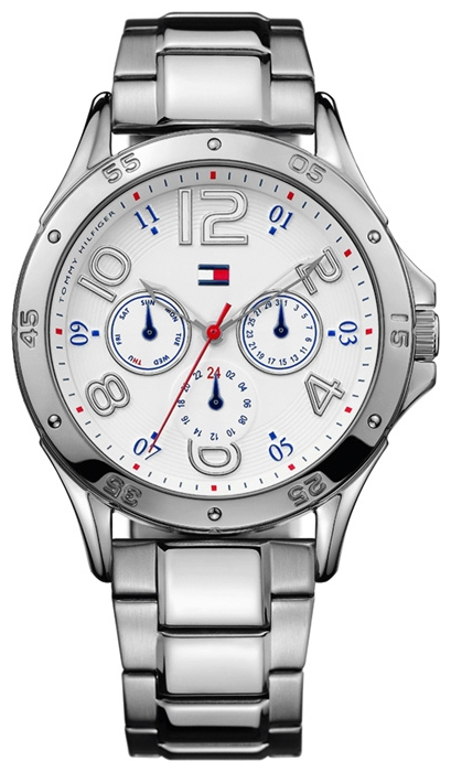 Wrist unisex watch Tommy Hilfiger 1781170 - picture, photo, image