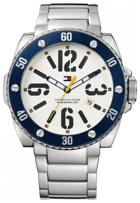 Wrist watch Tommy Hilfiger 1790686 for Men - picture, photo, image