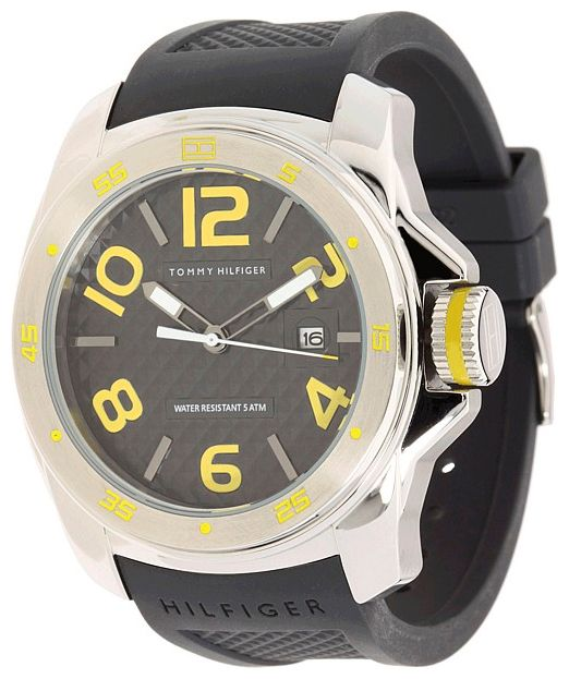 Wrist watch Tommy Hilfiger 1790712 for Men - picture, photo, image